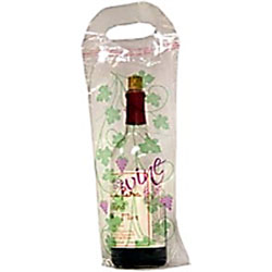 Wine To-Go Bags, Tamper-Proof Seal