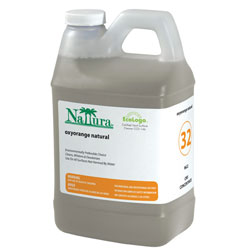 Nattura® Oxyorange Natural Cleaner - 64 oz.