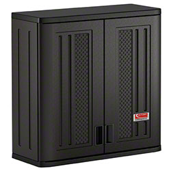 Suncast® Gray Wall Storage Cabinet