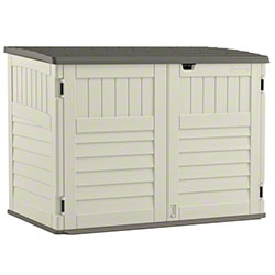 Suncast® The Stow-Away® Horizontal Shed