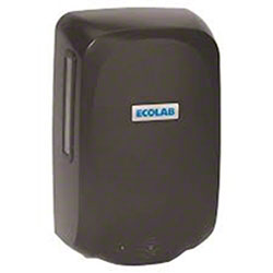 Ecolab 92021190 Nexa Soap Dispenser, Black No Touch Compact