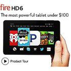 Free Offer:  Amazon Fire HD 6 Table, 8GB