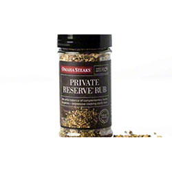 Free Offer:  Omaha Steaks Gourmet Rub Kit