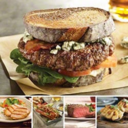 Free Offer:  Omaha Steaks Filet Mignon Dinner Package