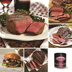 Free Offer:  Omaha Steaks Gourmet Steak Combo
