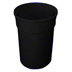 32 Gallon Rigid Plastic Liner - Black