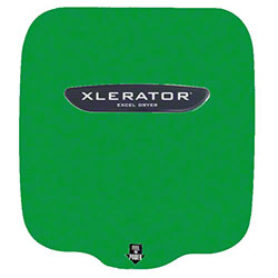 Xlerator Jollipop Green Hand Dryer