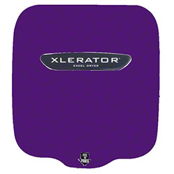 Xlerator Purple Wave Hand Dryer