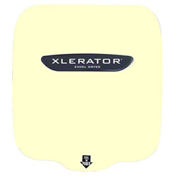 Xlerator Pearl White Hand Dryer