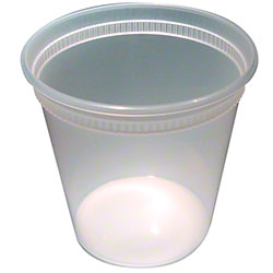 NEWSPRING® DELItainer® Microwavable Container - 24 oz.