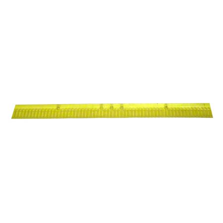 """NSS® 14"""" Serrated Urethane Blade For Bare Floor Wand"""