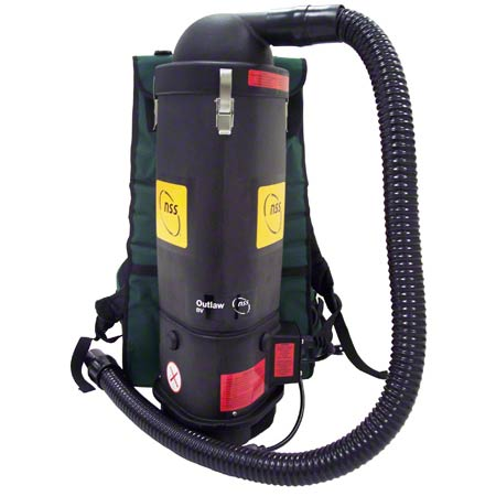 NSS® Outlaw BV Back Pack Vacuum