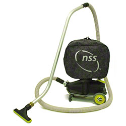 "NSS® Model M-1 ""Pig"" Portable Vacuum w/Bag, Rod & Clamp"