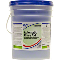 Nyco Automatic Rinse Aid Concentrate - 5 Gal.