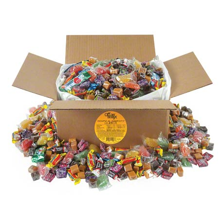 Office Snax Soft & Chewy Mix- 10 lb. Box