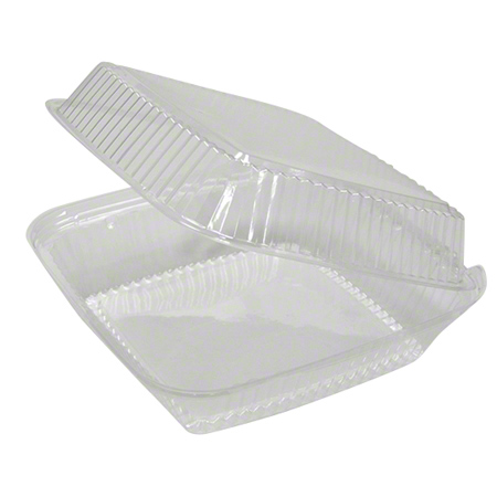 Pactiv Sell Out® Large Clear Hingeware