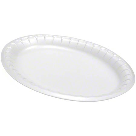 """Pactiv Placesetter® Bread & Butter Plate - 6"""", White"""