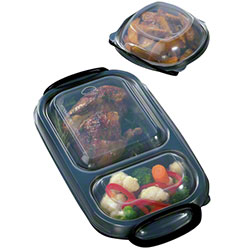 Pactiv ClearView® Micromax® Containers