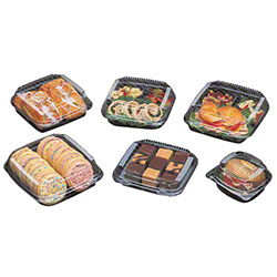 Pactiv ClearView® Smartlock® Bakery Containers