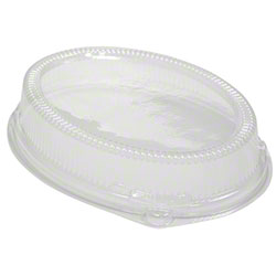 Pactiv Clear Dome For TXB-0043 Oval Platter (Premier)