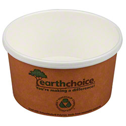 Pactiv EarthChoice® PLA Lined Soup Cup - 8 oz.