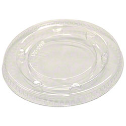 Pactiv Clear Portion Cup Lid - H