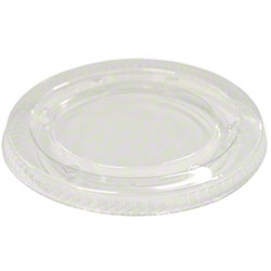 Pactiv Clear Portion Cup Lid - F