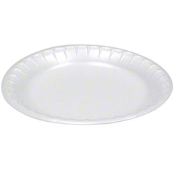 """Pactiv Placesetter® Deluxe Bread & Butter Plate -6"""", White"""