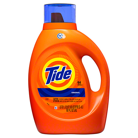 Tide® HE Liquid Laundry Detergent - 92 oz.