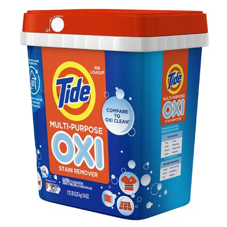 P&G Tide® OXI Multi-Purpose Stain Remover - 7 lb.