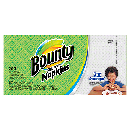 Bounty® Quilted Napkins - 200 ct.