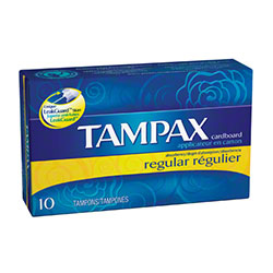 P&G Tampax® Regular - 10 ct.