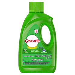 Cascade® Gel Dishwasher Detergent - 75 oz., Fresh Scent
