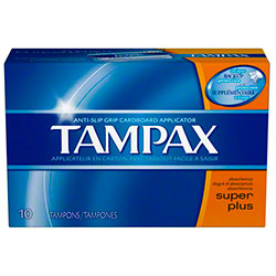 P&G Tampax® Pearl Super Plus - 10 ct.
