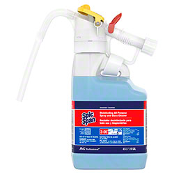 P&G Spic & Span® Disinfecting All-Purpose Spray & Glass Cleaner - 4.5 L, Dilute2Go