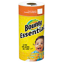 Bounty® Essential White Paper Towel - 40 ct.