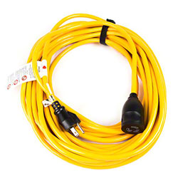 ProTeam® 50' 14-Gauge Extension Cord w/Twist Lock Plug