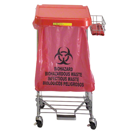 R & B Wire® Biohazardous Waste Disposable Poly-Liner Bags