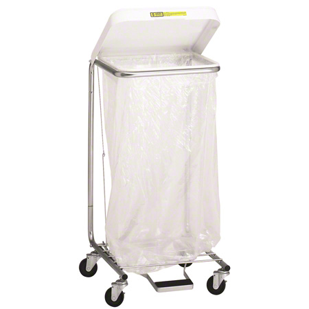 R & B Wire® Clear Non Specific Disposable Poly Liner Bags