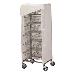 R & B Wire® Cover For 1006 Resident Item Cart