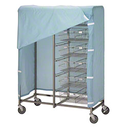 R & B Wire® Cover For 1012 & 1014 Resident Item Carts