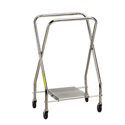 R & B Wire® Collapsible X-Frame Hamper