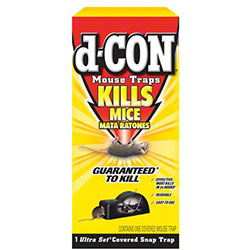 d-Con® Ultra Set™ Covered Mouse Trap