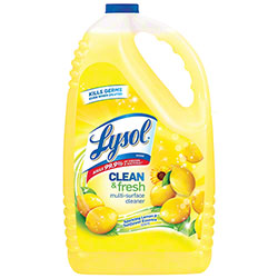 Lysol® Clean & Fresh MultiSurface Cleaner - 144 oz.
