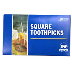 Royal Square Toothpick