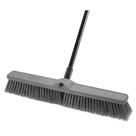 Rubbermaid® Executive Smooth Surface Fine Sweep Push Broom