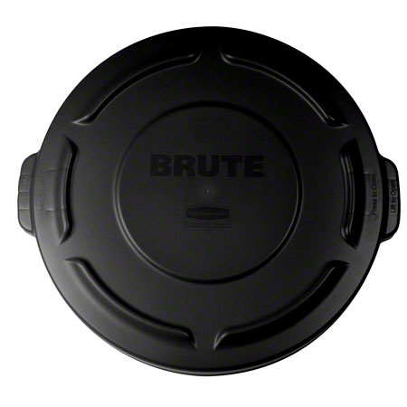 Rubbermaid® BRUTE® 32 Gal. Container Lid - Black