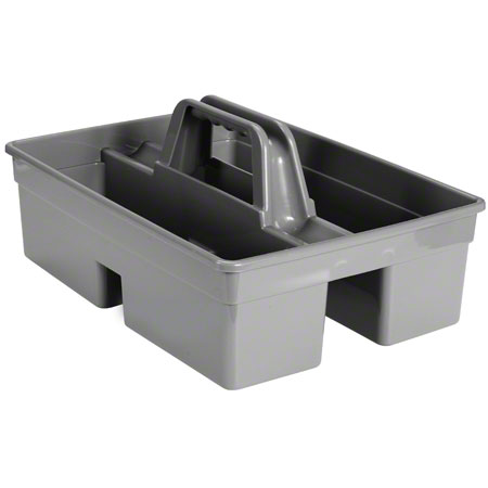 Rubbermaid® Executive Divided Carry Caddy - Gray