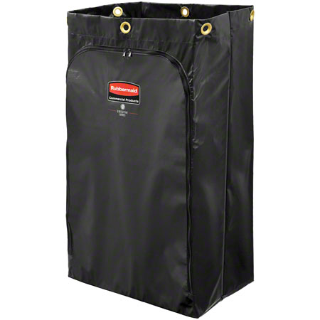 Rubbermaid® Executive Janitorial Cleaning Cart Vinyl Bag