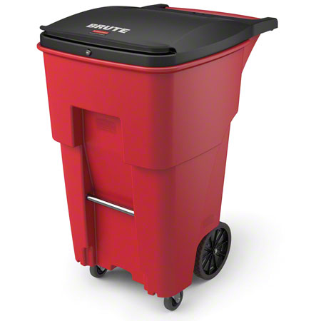 Rubbermaid® BRUTE® Medical Waste Rollout w/Casters